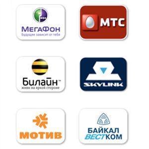 Операторы сотовой связи Краснозерского