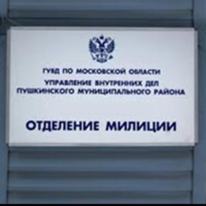 Отделения полиции Краснозерского
