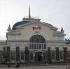 Железнодорожные вокзалы в Краснозерском