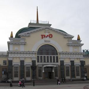 Железнодорожные вокзалы Краснозерского